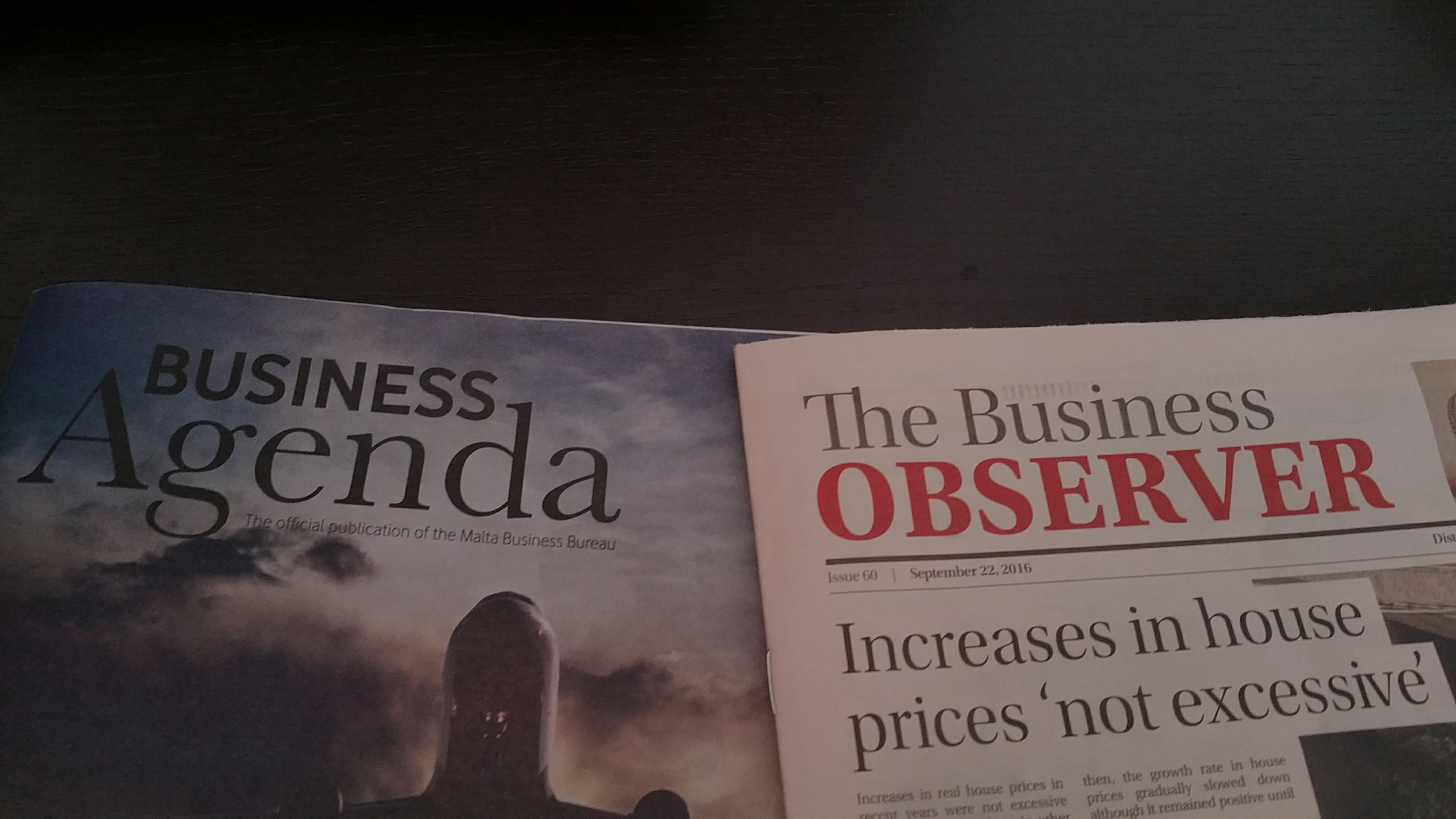 CasaSoft Ltd. Featured on the Business Agenda and The Business Observer