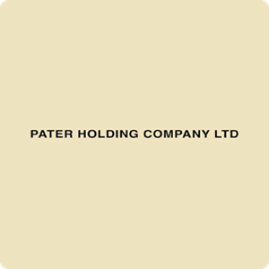 Pater Holding Company Ltd. -