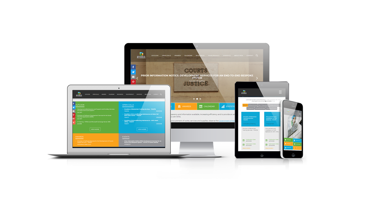 MITA - Web Design & Development / Custom Web Application Development / Support & Maintenance