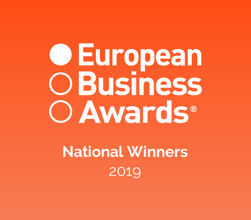 IT Technology National Winners in the European Business Awards 2019!