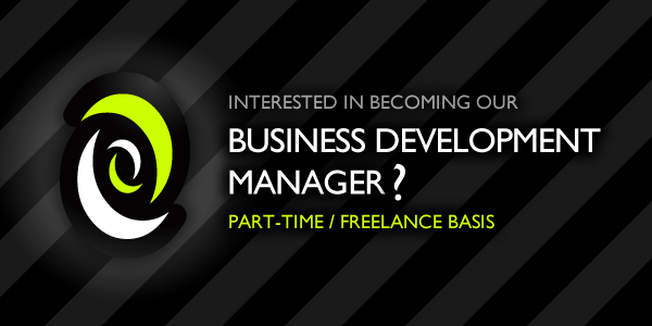 Interested in becoming our Business Development Manager - Part Time / Freelance Basis