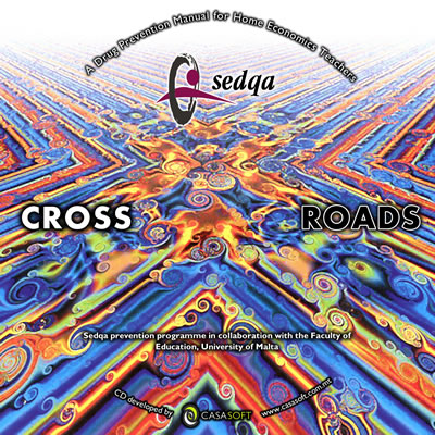 Sedqa Crossroads CD Print